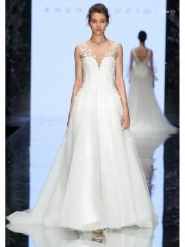 CLIZIA - abito da sposa collezione 2020 - Enzo Miccio