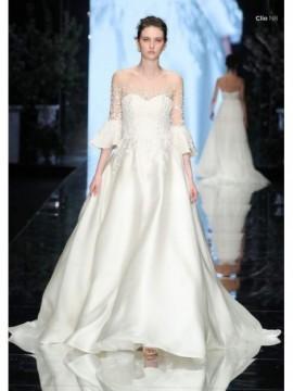 CLIO - abito da sposa collezione 2020 - Enzo Miccio