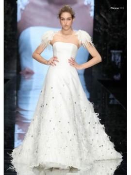 DIONE - abito da sposa collezione 2020 - Enzo Miccio