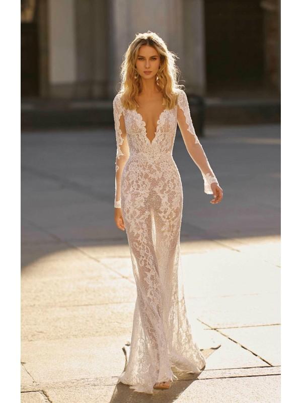 Vestiti Da Sposa Wedding.20 16 Abito Da Sposa Modello 20 16 Berta Bridal Collezione 2020