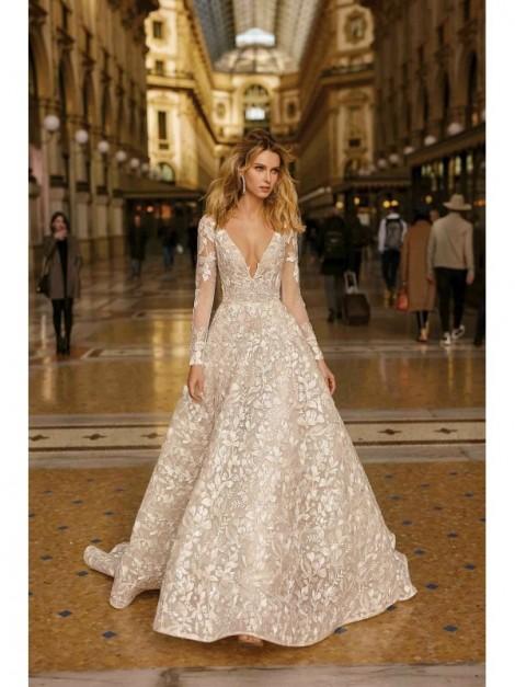 newest 61fa2 c138d 20-14 - abito da sposa modello 20-14 Berta Bridal Collezione ...
