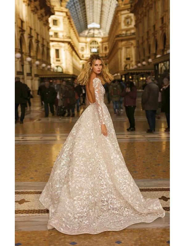 20-14 - abito da sposa collezione 2020 - Berta Bridal