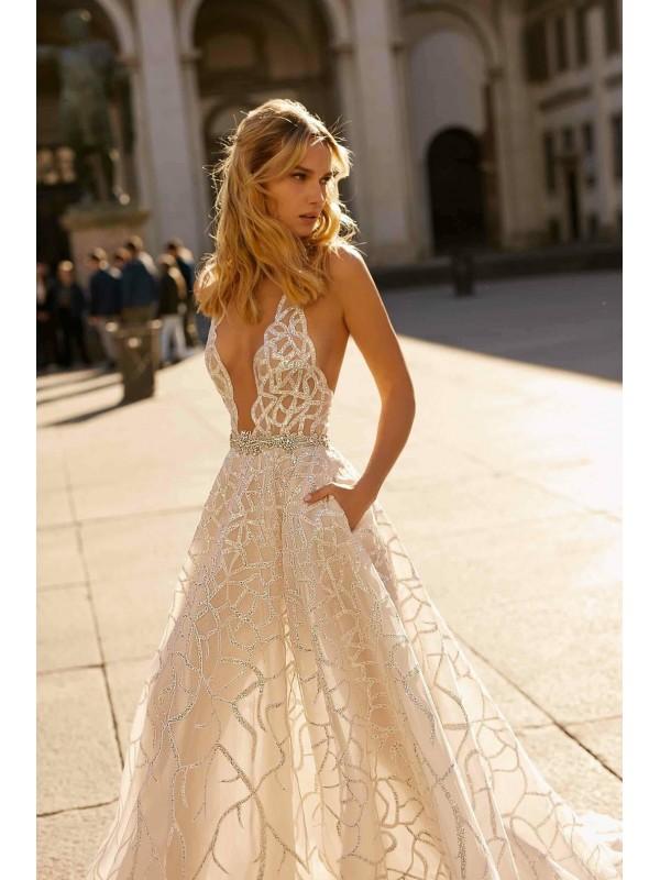 20-02 - abito da sposa collezione 2020 - Berta Bridal