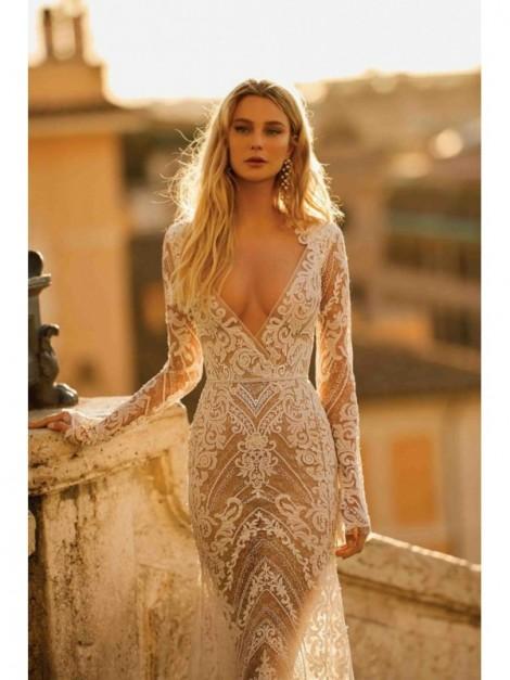 20-P11 - abito da sposa collezione 2020 - Berta Privée