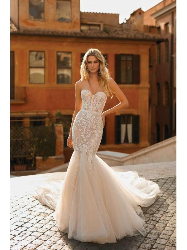 20-P01 - abito da sposa collezione 2020 - Berta Privée