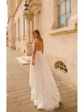 Dp296 - abito da sposa - Platinum