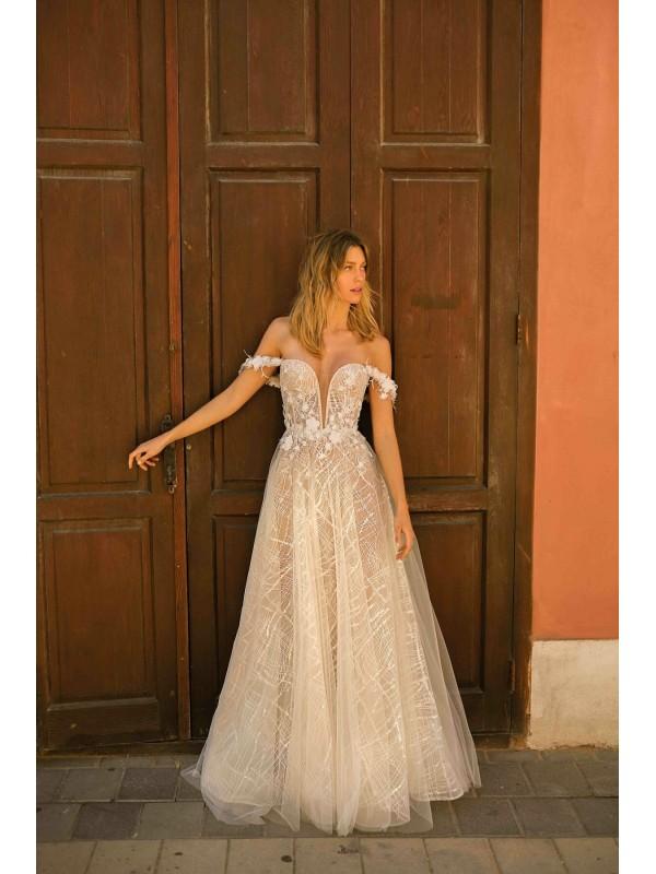Eloise - abito da sposa collezione 2020 - Muse by Berta