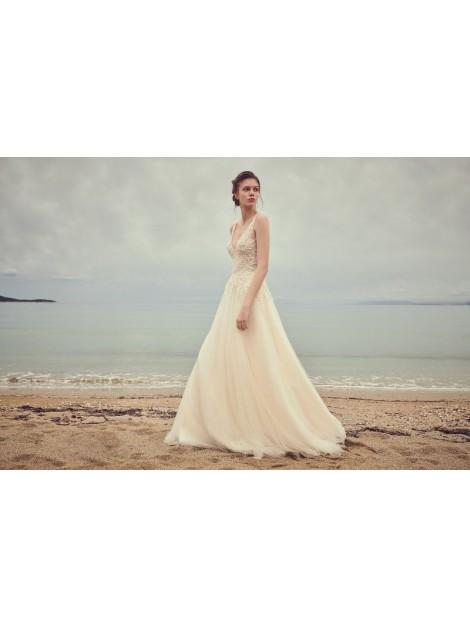BR20 92 - abito da sposa collezione 2020 - Christos Costarellos