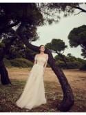 BR20 91 - abito da sposa collezione 2020 - Christos Costarellos