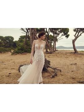 BR20 51 - abito da sposa collezione 2020 - Christos Costarellos