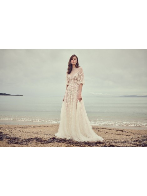 BR20 11 - abito da sposa collezione 2020 - Christos Costarellos