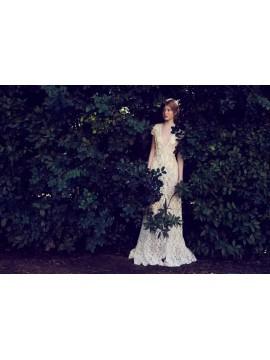 BR19-80 - abito da sposa collezione 2020 - Christos Costarellos