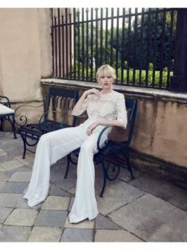 BR19-48 - abito da sposa collezione 2020 - Christos Costarellos