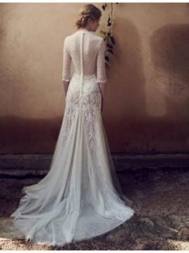 BR19-37 - abito da sposa collezione 2020 - Christos Costarellos