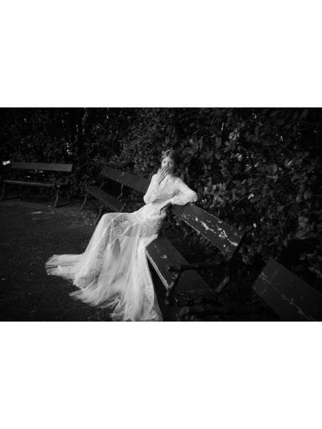 BR19-22 - abito da sposa collezione 2020 - Christos Costarellos