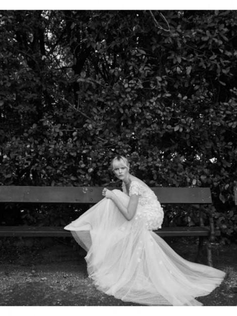 BR19-08 - abito da sposa collezione 2020 - Christos Costarellos