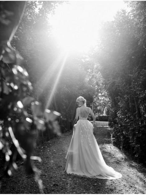 BR19-06 - abito da sposa collezione 2020 - Christos Costarellos