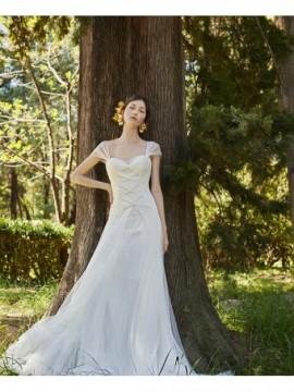 BR19 60 - abito da sposa collezione 2020 - Christos Costarellos