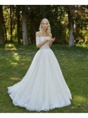 BR19 28 - abito da sposa collezione 2020 - Christos Costarellos