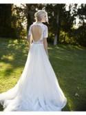 BR18 38 - abito da sposa collezione 2020 - Christos Costarellos