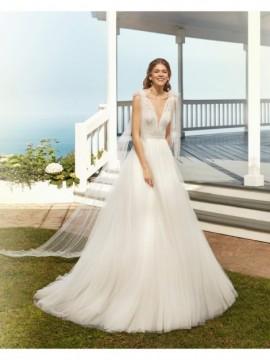 COROT - abito da sposa collezione 2020 - Rosa Clarà