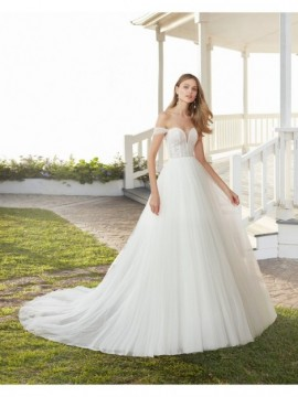 CORDIA - abito da sposa collezione 2020 - Rosa Clarà