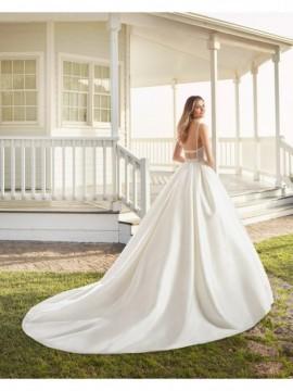 CASTANE - abito da sposa collezione 2020 - Rosa Clarà
