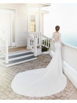 CASINI - abito da sposa collezione 2020 - Rosa Clarà