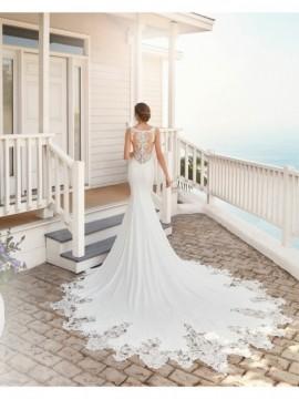 CAROLA - abito da sposa collezione 2020 - Rosa Clarà