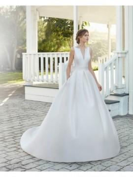 CAQUI - abito da sposa collezione 2020 - Rosa Clarà