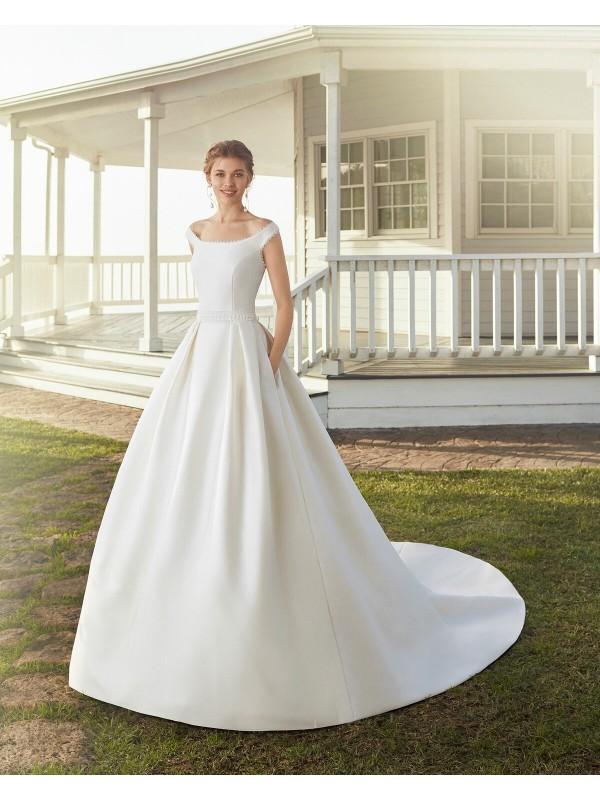 CAOLIN - abito da sposa collezione 2020 - Rosa Clarà
