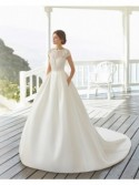 CALEA - abito da sposa collezione 2020 - Rosa Clarà