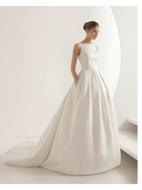 ARACELI - abito da sposa collezione 2020 - Rosa Clarà
