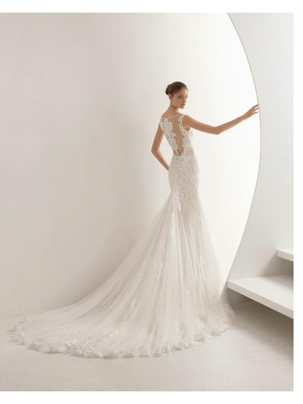ABAC - abito da sposa collezione 2020 - Rosa Clarà