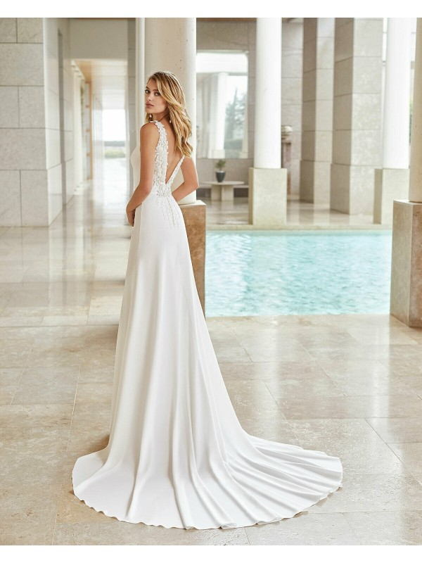 SENTIDO - abito da sposa collezione 2020 - Rosa Clarà Couture