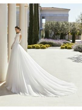 SAVANA - abito da sposa collezione 2020 - Rosa Clarà Couture