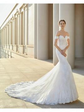 SARGON - abito da sposa collezione 2020 - Rosa Clarà Couture