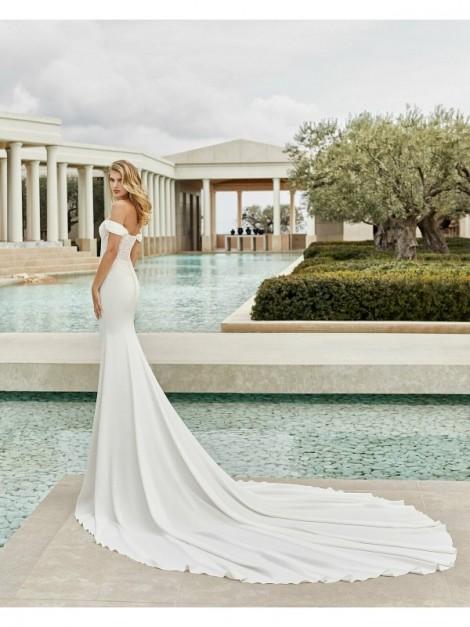 SARA - abito da sposa collezione 2020 - Rosa Clarà Couture