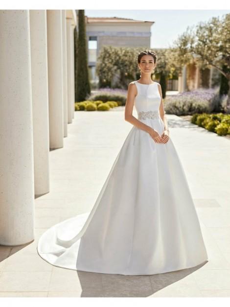 SANDRA - abito da sposa collezione 2020 - Rosa Clarà Couture