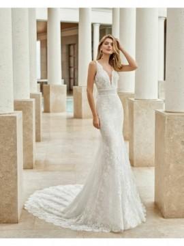 SAMARA - abito da sposa collezione 2020 - Rosa Clarà Couture