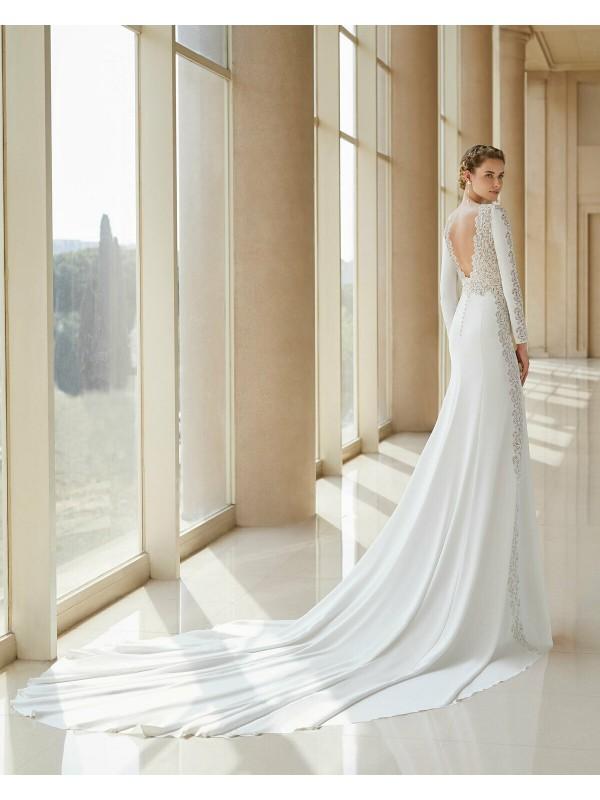 SALSA - abito da sposa collezione 2020 - Rosa Clarà Couture