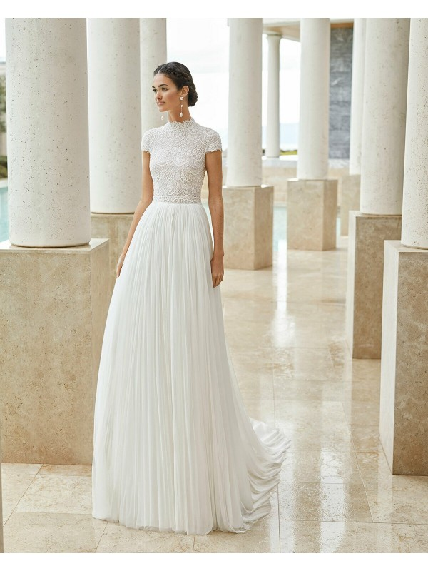 SALINA - abito da sposa collezione 2020 - Rosa Clarà Couture