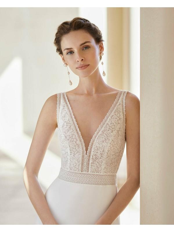 SALCEDA - abito da sposa collezione 2020 - Rosa Clarà Couture