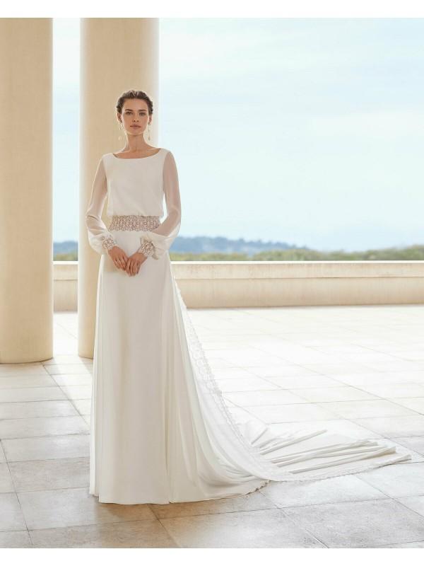 SALAC - abito da sposa collezione 2020 - Rosa Clarà Couture