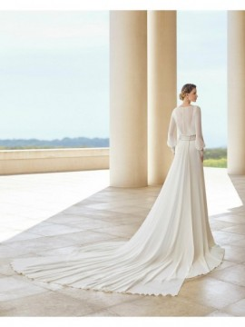 SAHEL - abito da sposa collezione 2020 - Rosa Clarà Couture