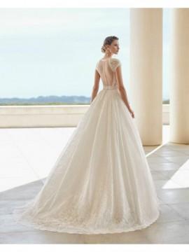 SACHA - abito da sposa collezione 2020 - Rosa Clarà Couture