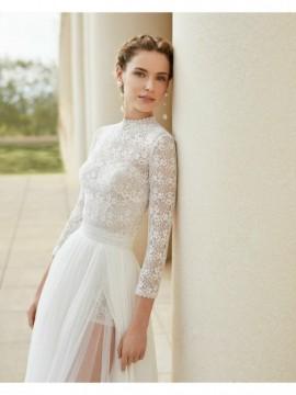SABRINA - abito da sposa collezione 2020 - Rosa Clarà Couture