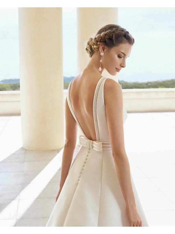 SABIA - abito da sposa collezione 2020 - Rosa Clarà Couture