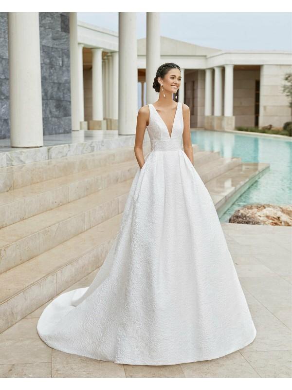 SABELA - abito da sposa collezione 2020 - Rosa Clarà Couture