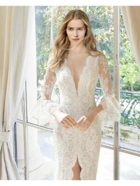 PONTE - abito da sposa collezione 2020 - Rosa Clarà Couture